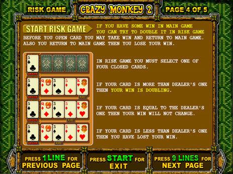обезьяна бесплатно автоматы игровые онлайн
