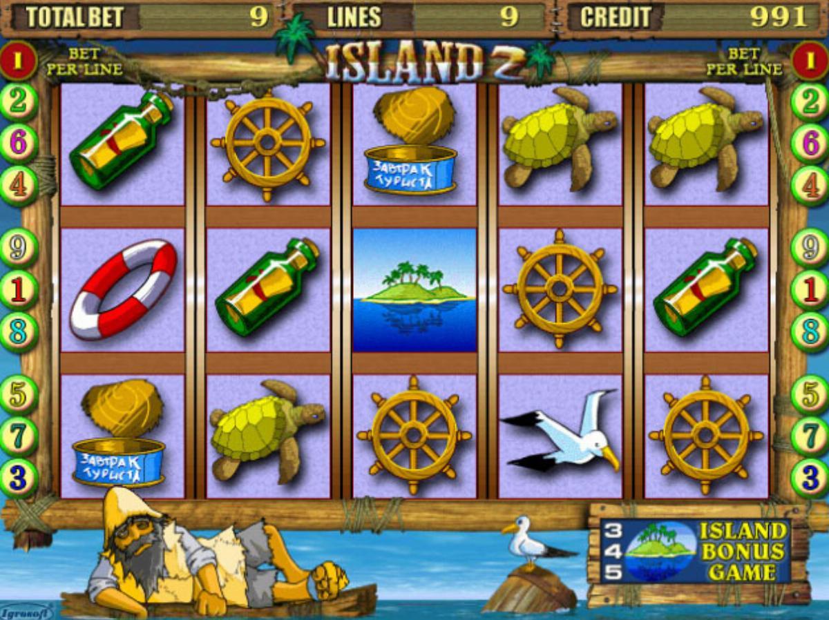 онлайн остров без автоматы регистрации бесплатно игровые