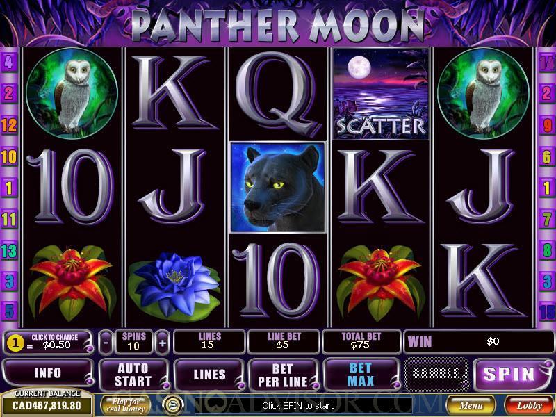 Игровой автомат voodoo vibes