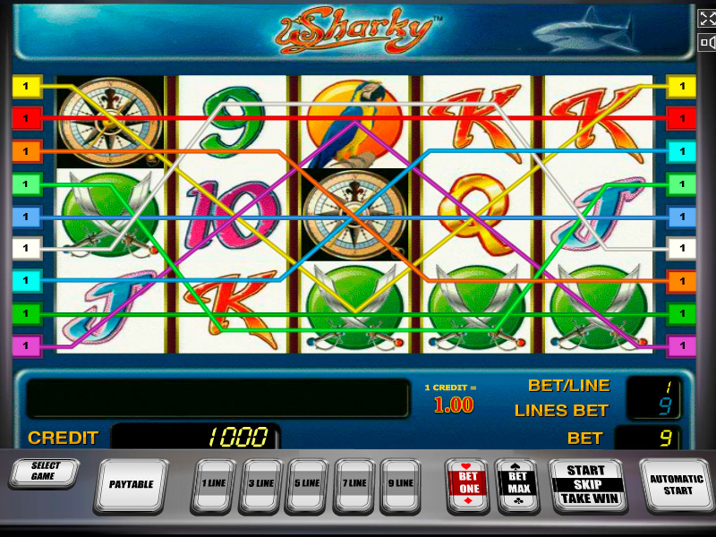 Игровые автоматы онлайн острова